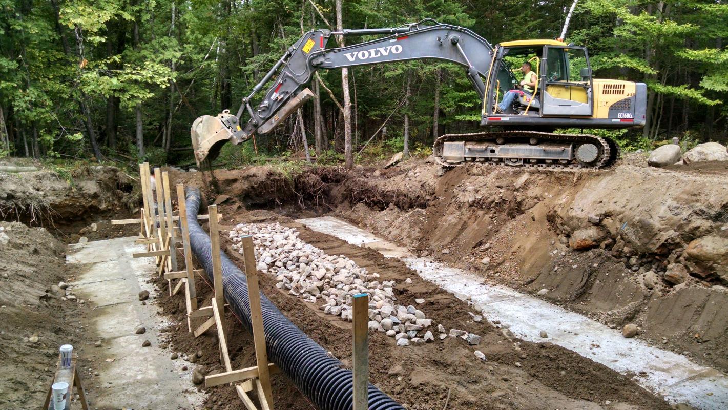 Building a Stream