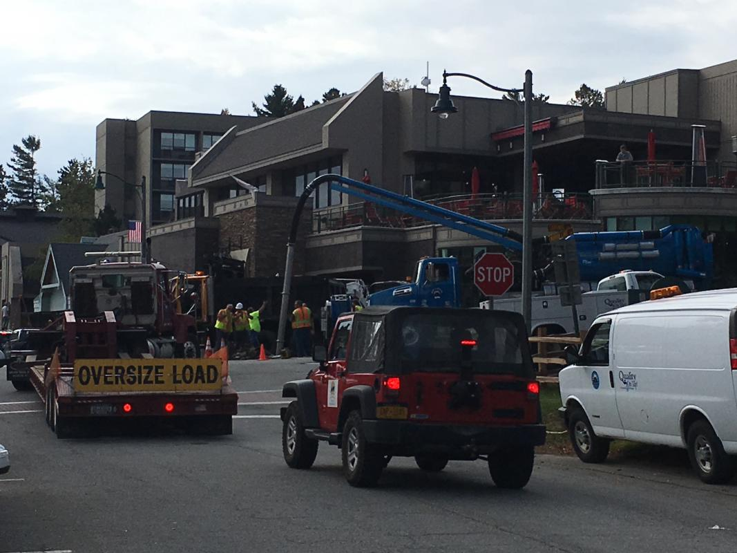 Lake Placid DPW