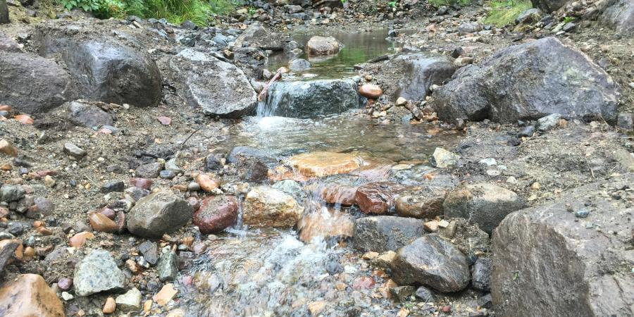 Restoring Stream and Fish Passage