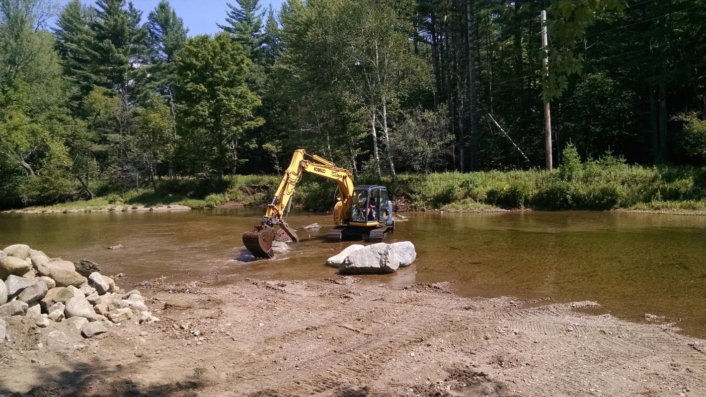 Weir Foundation Set