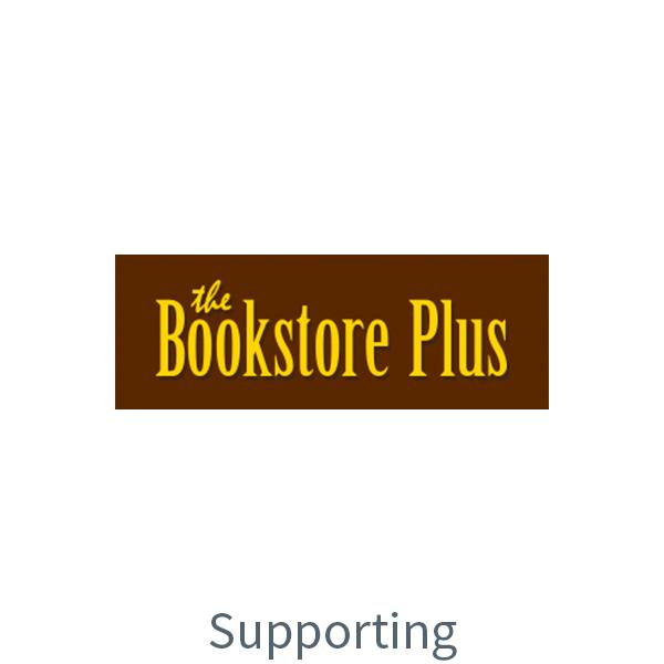 The Bookstore Plus logo