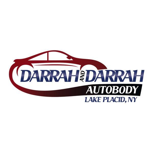 Darrah & Darrah Autobody Logo