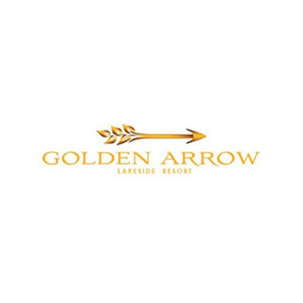 golden arrow lakeside resort logo