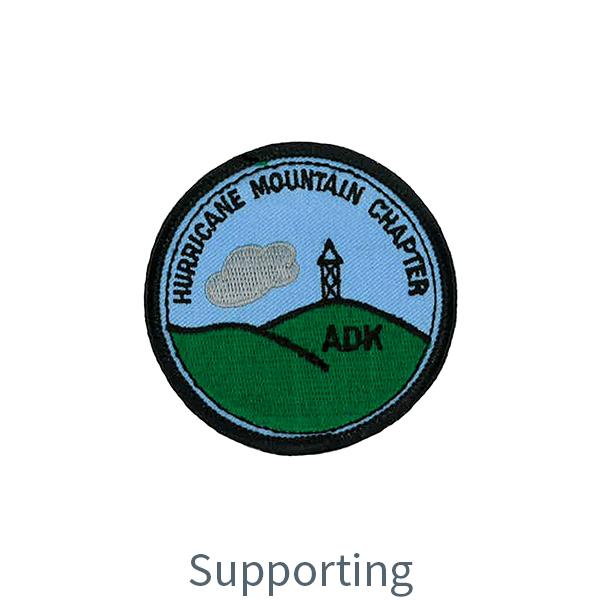 Hurricane Mountain Chapter logo