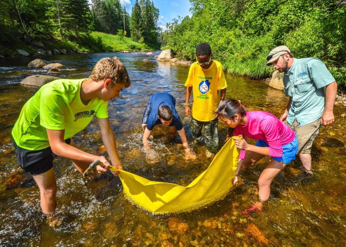 Discovering the Ausable