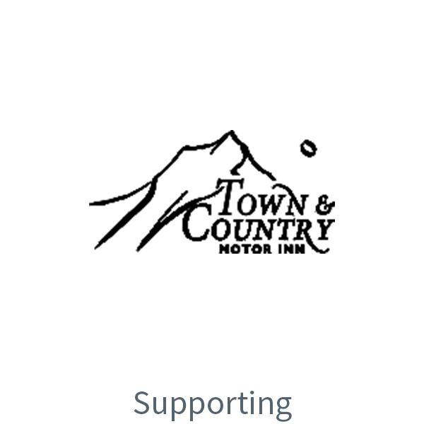 town and country motor inn logo - supporting partner