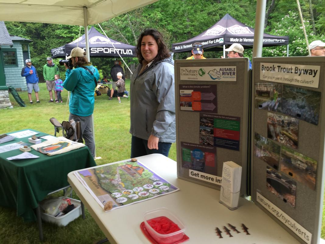 Great Adirondack Trail Run Outreach