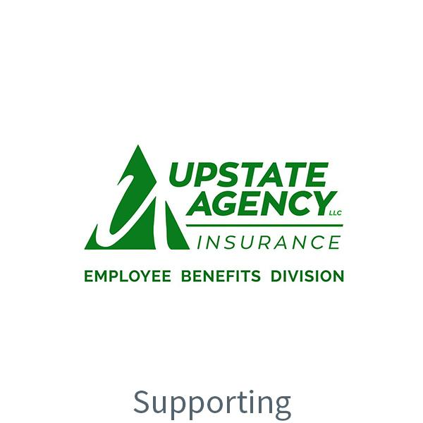 Upstate Agency logo