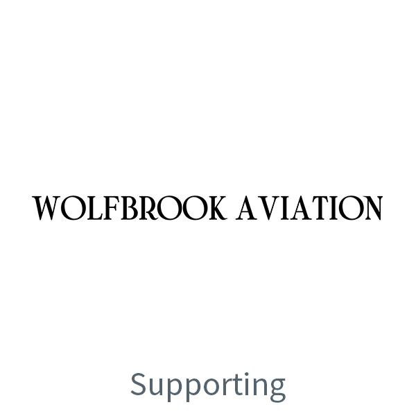 Wolfbrook Aviation logo