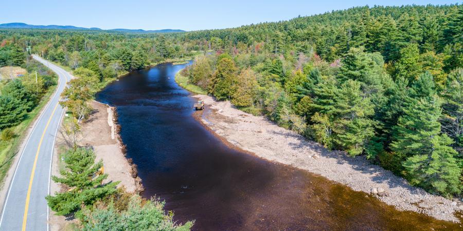 Dream mile west branch ausable river